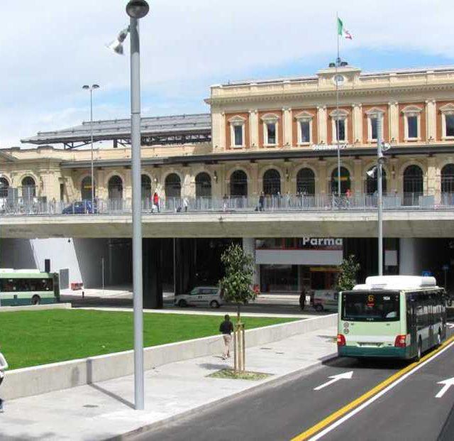 Stazione FFSS di Parma
